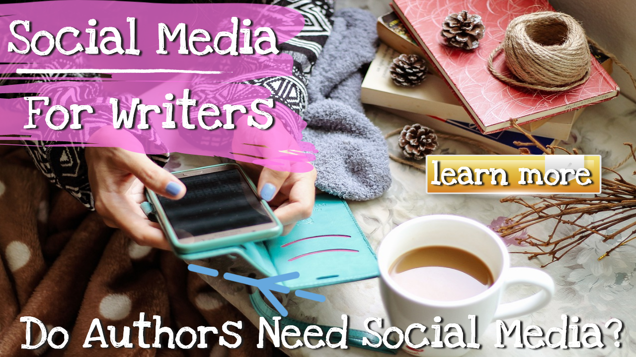social media strategy for writers